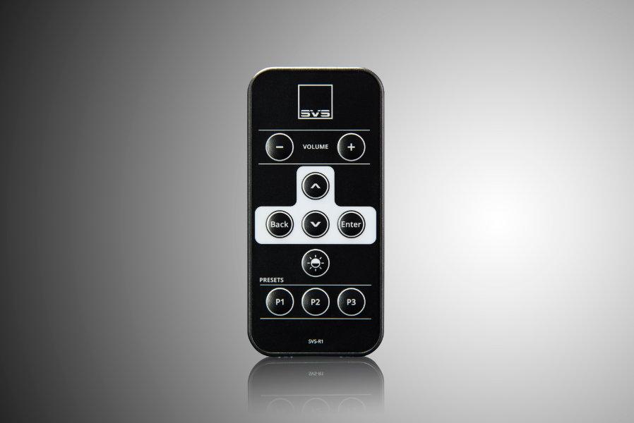 4000 Series remote control