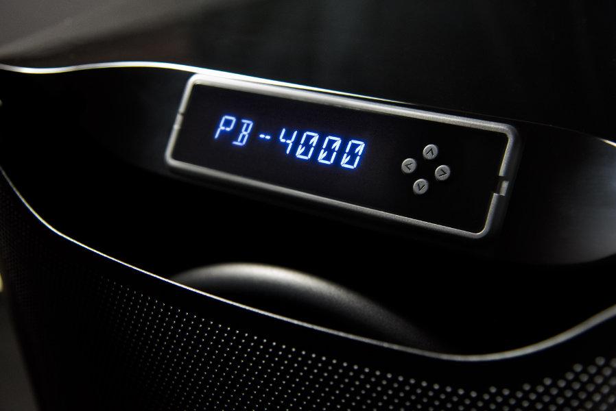 pb 4000 display