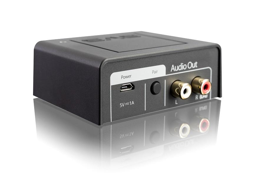 soundbath tri-band receiver back