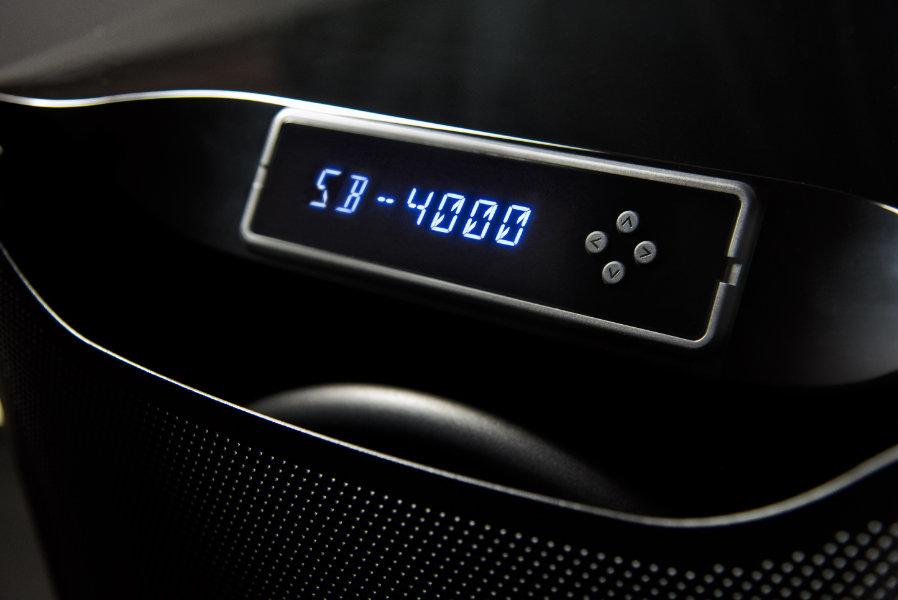 sb 4000 display