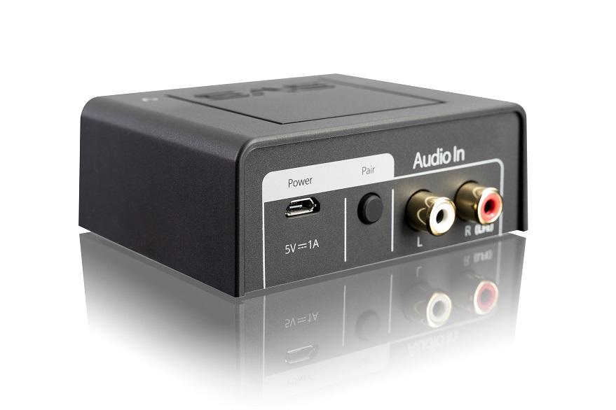 soundbath tri-band receiver transmitter